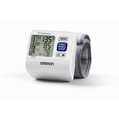 Omron Healthcare Wrist BP Monitor &quot;3 Series&quot;