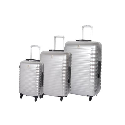 IT Luggage Shiny Vigo 3 Piece Luggage Set