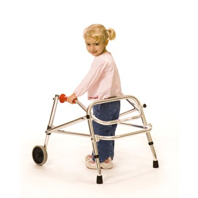 Kaye Products Front Legs Wheels for Small Child's Walker