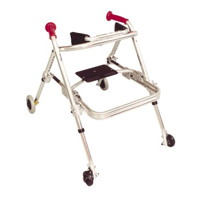 Front Legs with Wheels for Youth's Walker