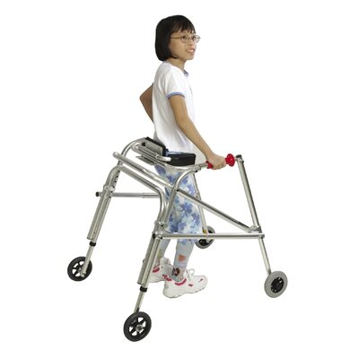 Kaye Products Pre-Adolescent Walker with Silent Wheels and Legs Installed