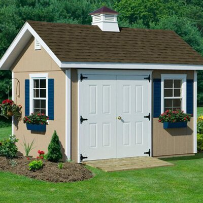 Homeplace Studio Wood Garden Shed