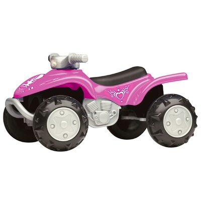 American Plastic Toys Trail Runner Push/Scoot ATV