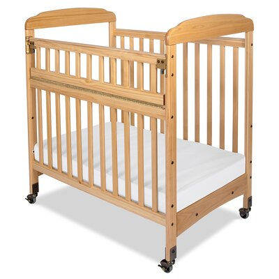 Child Craft Professional Child Care Bella SafeAccess Compact Crib