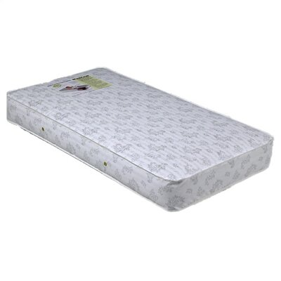 88 Coil Mattress with Border Rod