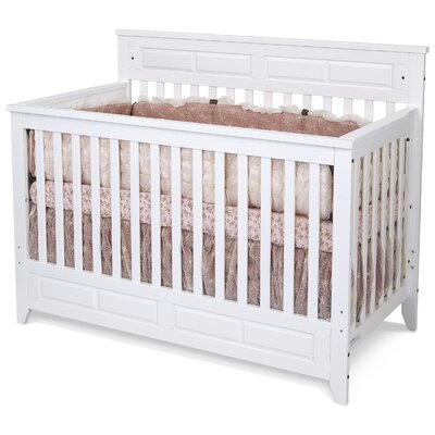 Logan 2 Piece Lifetime 2-in-1 Convertible Crib