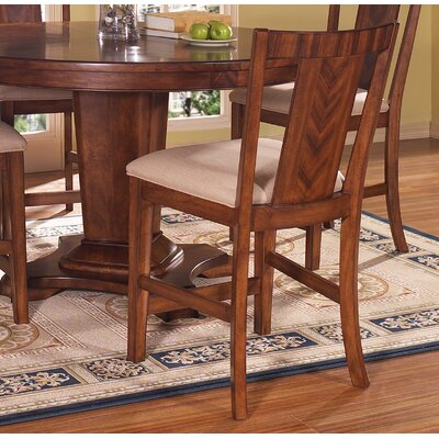 Somerton Dwelling Runway Barstool in Chestnut