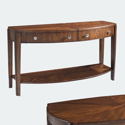 Wood Blend Console Table