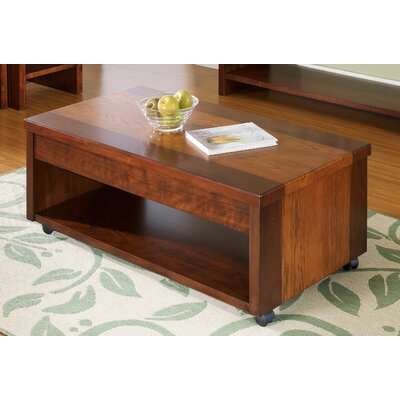 Infinity Coffee Table with Lift-Top
