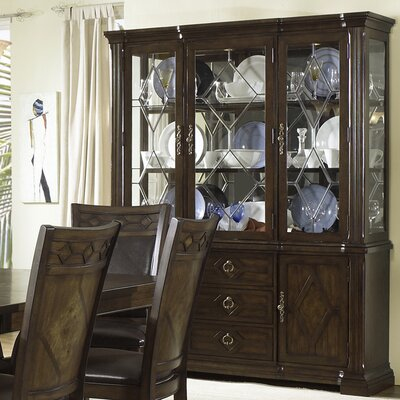 Villa Madrid China Cabinet