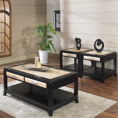 Insignia Coffee Table Set