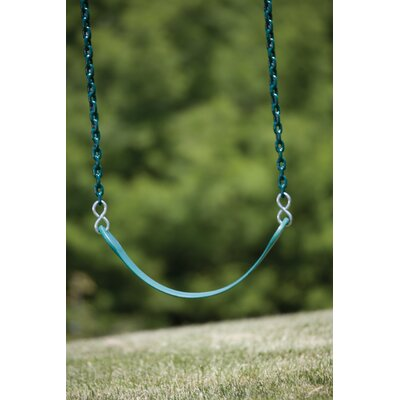 Kids Creations Green Belt Swing