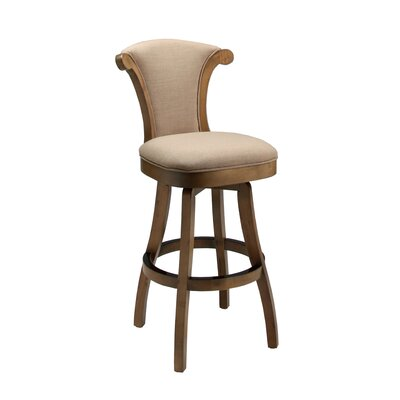 Vanburen Swivel Barstool