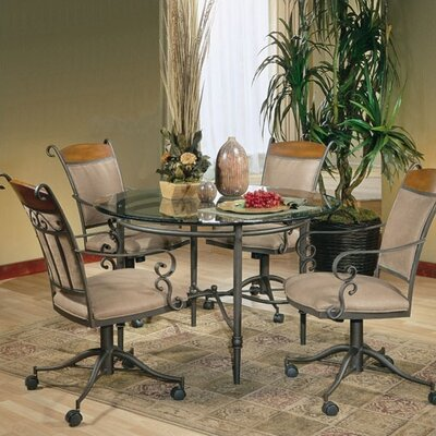 Pacific Crest Round Dining Table