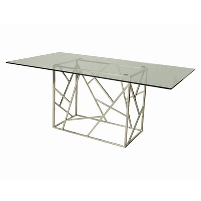 Pastel Furniture Firouzeh Dining Table