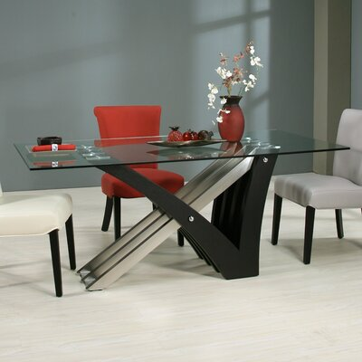 Pastel Furniture Akasha Dining Table