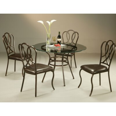 Pastel Furniture West Port 5 Piece Dining Set