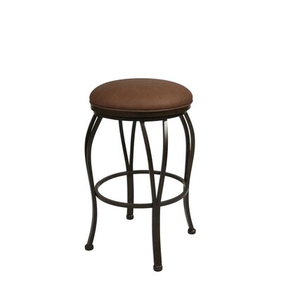 Pastel Furniture Lexington Backless Barstool
