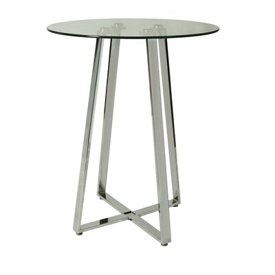 Pastel Furniture Nostalgia Pub Table with Optional Stools