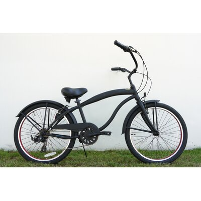 Men's 7-Speed Beach Cruiser