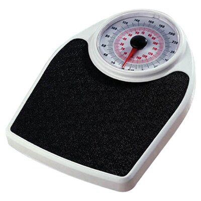 Complete Medical Personal Large Face Dial Floor Scale
