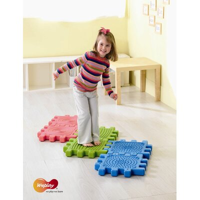 Weplay Tactile Cube (Set of 6)