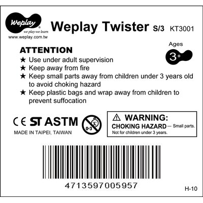 Weplay Twisters