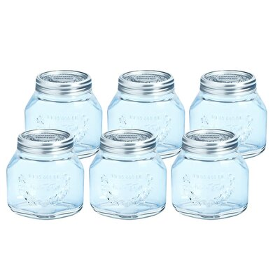 LEIFHEIT Preserving Jar (Set of 6)