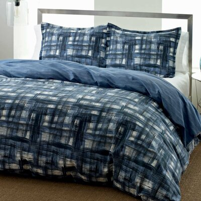 City Scene Ink Wash Comforter Set