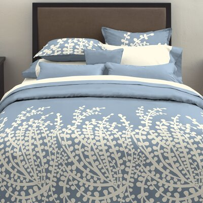 City Scene Branches 2 Piece Duvet Cover Set