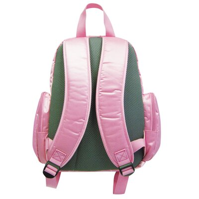 Three Sweets Sparkle Backpack in Pink