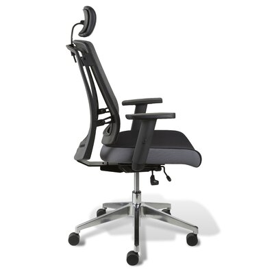 Jesper Office Adjustable Office Chair with Arms | Wayfair