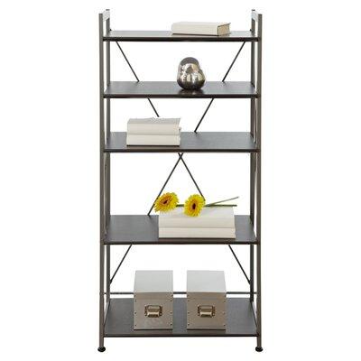 Jesper Office Tribeca 212-ESP Bookcase with Five Shelves