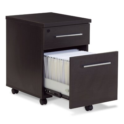 Jesper Office Jesper Office 500 Series Two Drawer File Cabinet