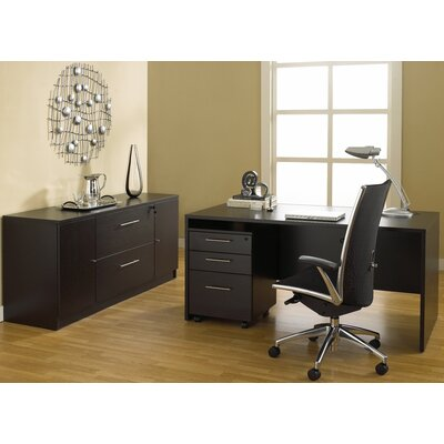 Jesper Office Pro X - Standard Home Desk Office Suite