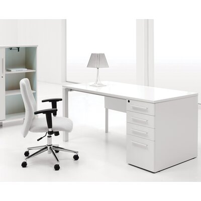 Jesper Office Jesper Office Professional 500 Series Office Desk 580