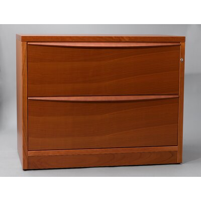 Jesper Office 2 Drawer Lateral File Cabinet