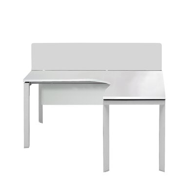 Jesper Office Jesper Office 500 Series Boomerang Desk 560