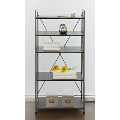 Jesper Office Tribeca 212-ESP Bookcase with Five Shelves