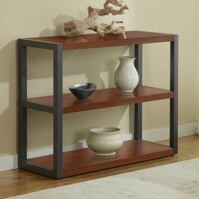 Jesper Office Parson Open Low Bookcase