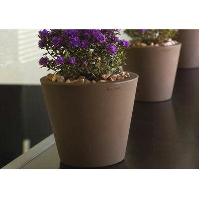 Smart & Green Cono Fang Round Flower Pot Planter