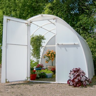 Solexx Early Bloomer Polyethylene Greenhouse