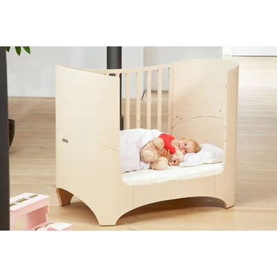 Leander 4-in-1 Convertible Crib with Mattress