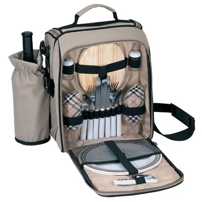 Sydney Picnic Backpack in Kaki