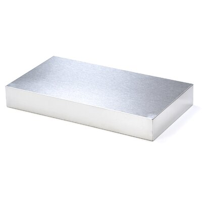 Stainless Steel Floating Shelf