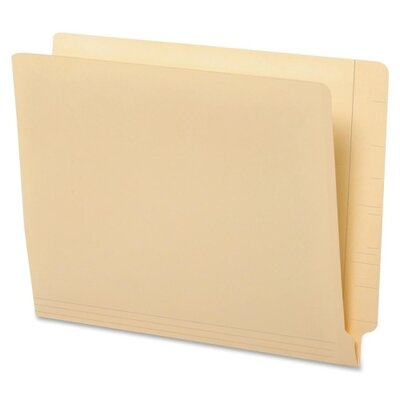 Globe Weis End Tab Folder (100 Per Box)