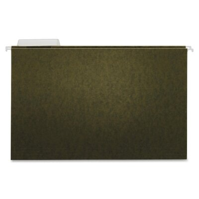 Globe Weis Tabs Hanging File Folder (25 Per Box)