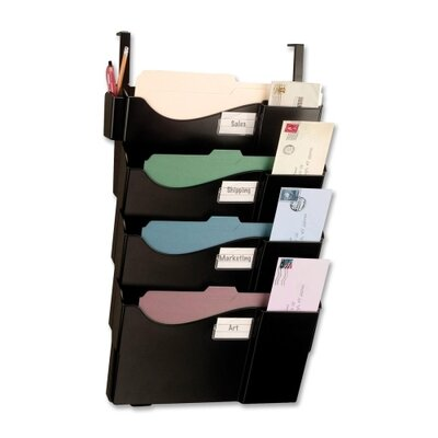 Officemate International Corp Grande Central Filing System with Hanger
