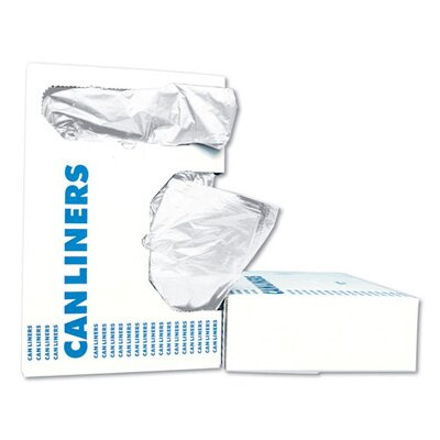 Boardwalk Extra Heavy-Grade Can Liner in White