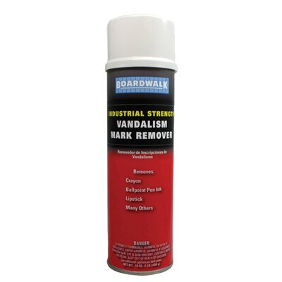 Boardwalk Vandalism Mark Remover Aerosol Can